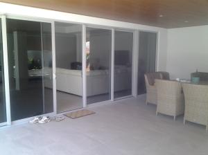 Alfresco sliding doors (Jason commercial frames)